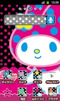 Screenshot of SANRIO CHARACTERS Theme23