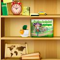 Children Story in 4 langauges logo