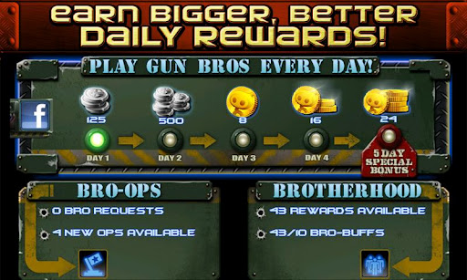 GUN BROS MULTIPLAYER 3.5.0 Screenshots 3