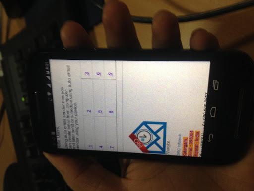Auto E-mail Sender|玩商業App免費|玩APPs