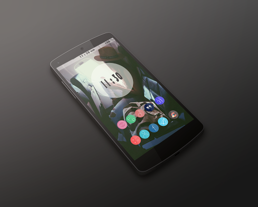 LineUi icon pack