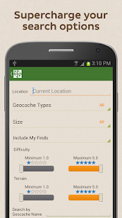 Geocaching - screenshot thumbnail
