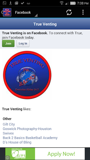 True Venting Inc. Radio  screenshots 4