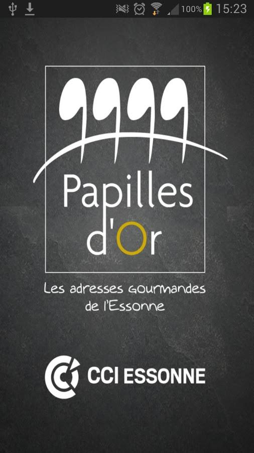 Papilles d'Or- screenshot