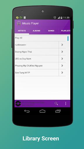 【免費音樂App】iMusic Player-APP點子