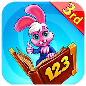 Wonder Bunny Math School 3.Grd