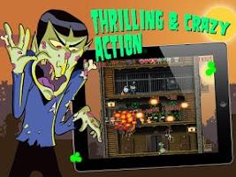 Screenshot of Crazy Bill: Zombie stars hotel