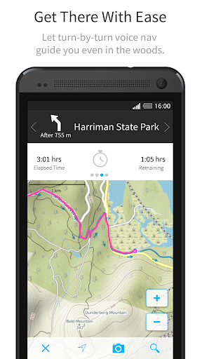 komoot — Hike Bike GPS Maps