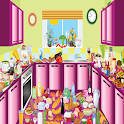Hidden Objects in Kitchen Game icon