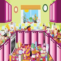 Hidden Objects in Kitchen Game 1.0.0