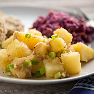 Potato Salad with 7-Minute Eggs and Mustard Vinaigrette Recipe | Bon Appetit