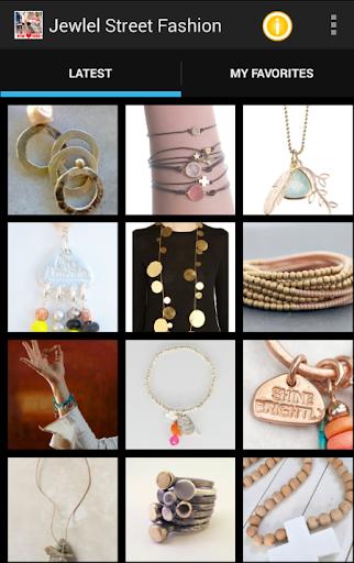 珠宝时尚街头时尚
