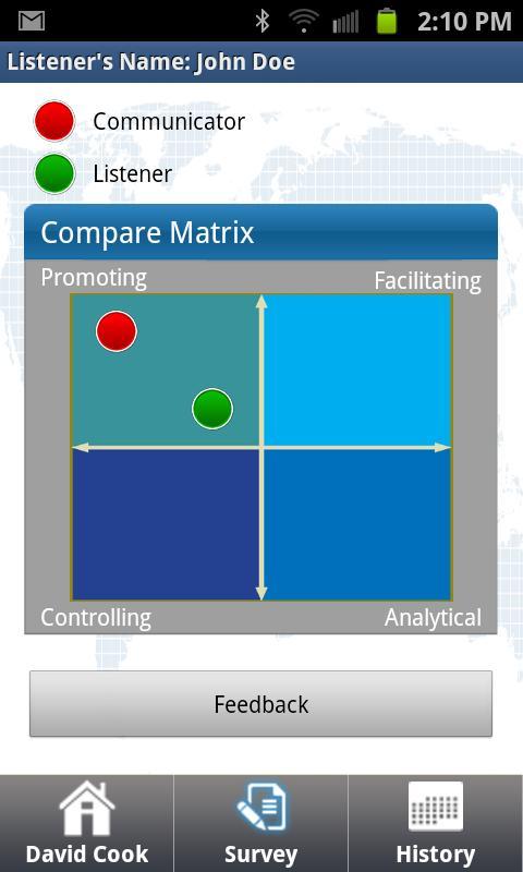 PC Gameplan- screenshot