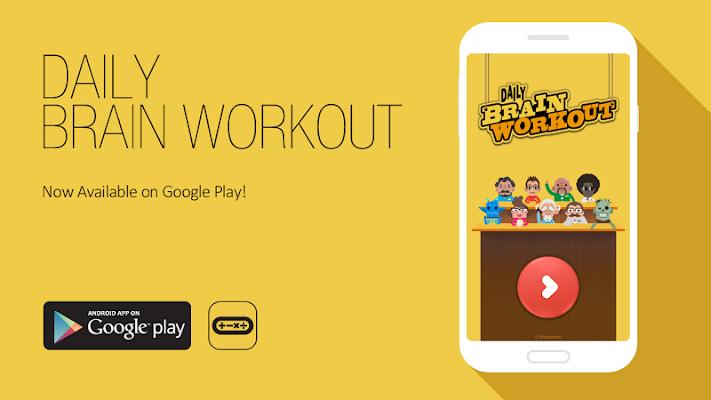 Daily Brain Workout - DBW - screenshot