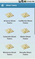 Screenshot of Ghost Towns of the US