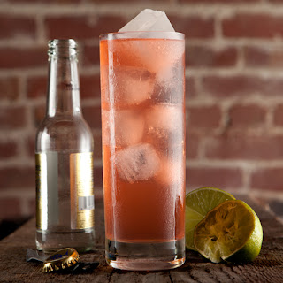 Pink Plymouth Gin & Tonic