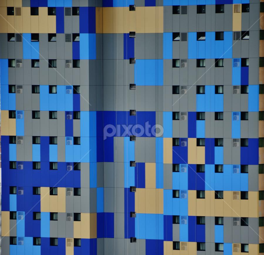 Sao Paulo SP by Marcello Toldi - Buildings & Architecture Architectural Detail