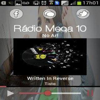 【免費音樂App】Web Rádio Mega 10-APP點子