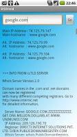 Screenshot of DSDroid