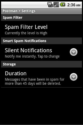 TEXT BLOCKER Screenshot