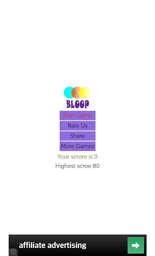 BLOOP(在第3行)
