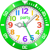 party Collection – Watch Face