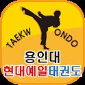 용인대 현대 예일 태권도장 icon