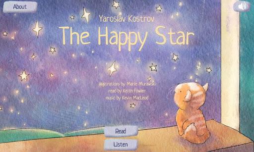 The Happy Star Children's Book