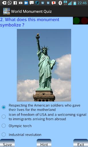 World Monument Quiz