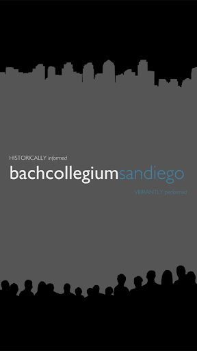 Bach Collegium San Diego