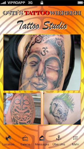 Ostis Tattoowiererei