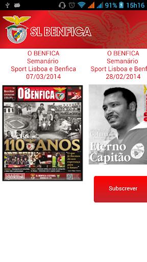 O BENFICA Publicação Oficial
