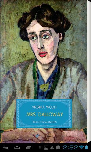 Mrs Dalloway eBook App