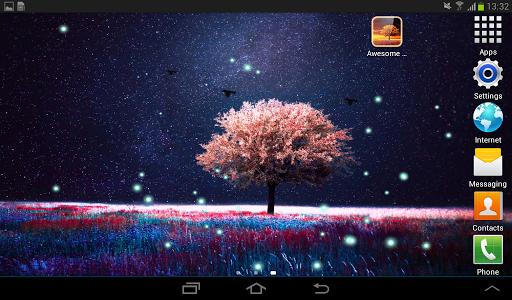 Awesome-Land Live wallpaper HD : Grow more trees 3.3.8 screenshots 22