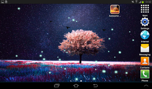 Awesome-Land Live wallpaper HD : Grow more trees 23