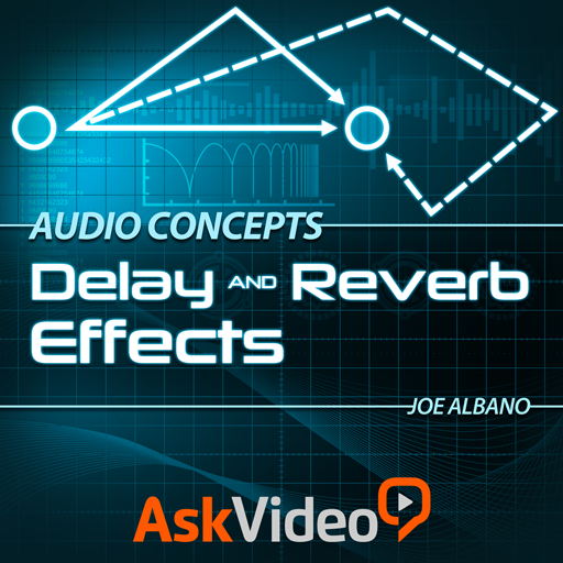 Delay and Reverb Effects LOGO-APP點子