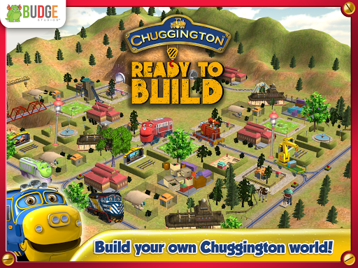 Chuggington Ready to Build  screenshots 6