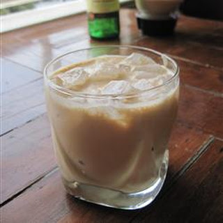 Homemade Irish (Whiskey) Cream.