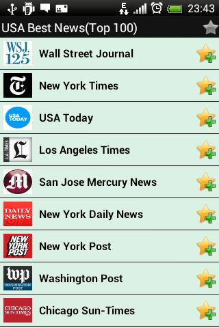 USA Best News Top 100