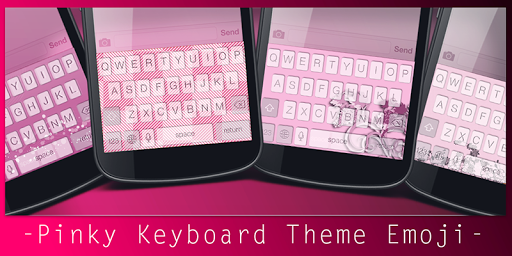 Pinky Keyboard Theme Emoji