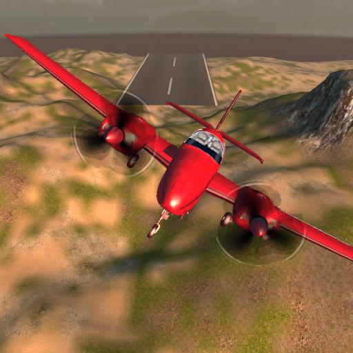 飛飛機免費! 模擬 LOGO-阿達玩APP