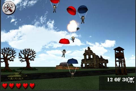 Angry World War 2 FREE 1.3 screenshots 8