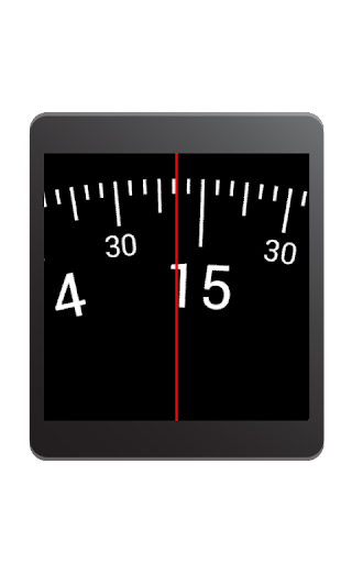 Android Wear Scale Watchface
