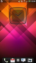 Minimal Clock Screenshot 2