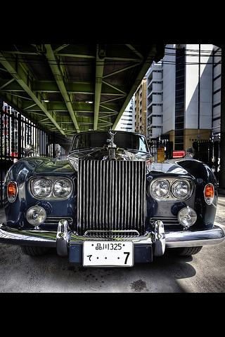 Luxury cars : Rolls Royce - screenshot