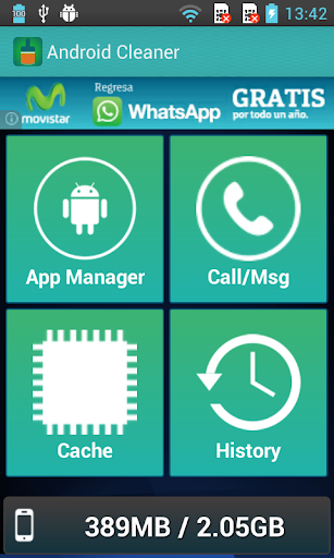 Master Cleaner for Android