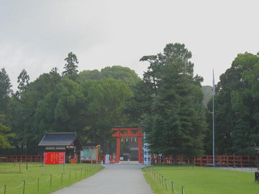 賀茂別雷神社