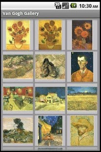 Download Android App Van Gogh Gallery for Samsung