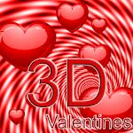 3D Valentines Live Wallpaper
