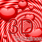 3D Valentines Live Wallpaper icon